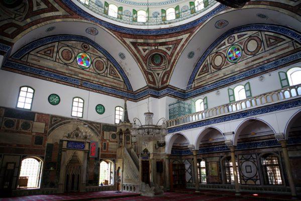 מסגד אל גזאר פנים